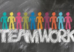 Teamwork (makes the dream work)
